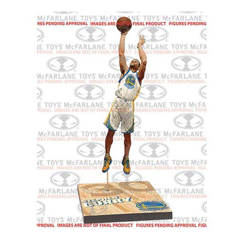 NBA ウォリアーズ ステファン・カリー ステフィン・カリー マクファーレン フィギュア シリーズ28 McFarlane レアアイテム【1910価格変更】