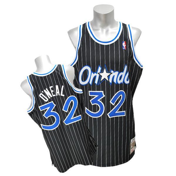 NBA マジック シャキール・オニール ユニフォーム 1994-1995/ロード ミッチェル&ネス Throwback Authentic ユニフォーム【1811MNセール】