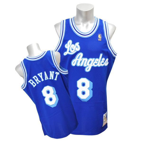 (お得な特別割引価格) NBA レイカーズ コービー・ブライアント レイカーズ ユニフォーム Authentic 1996-1997/ブルー ユニフォーム ミッチェル&ネス Throwback Authentic ユニフォーム, エスエスオート:eea2ff1c --- clftranspo.dominiotemporario.com