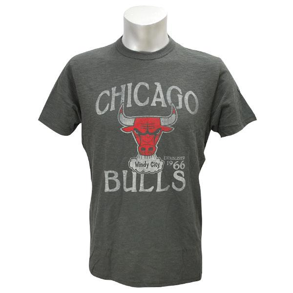 NBA Bulls T-shirt charcoal 47 brand Scrum Basic T-shirt