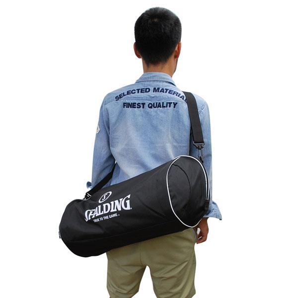 Trio Ball bag (black / white) SPALDING