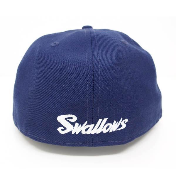 Yakult atoms goods cap / hat navy / white new gills Custom Color cap