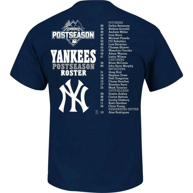 MLB Yankees solid future T shirt majestic /Majestic