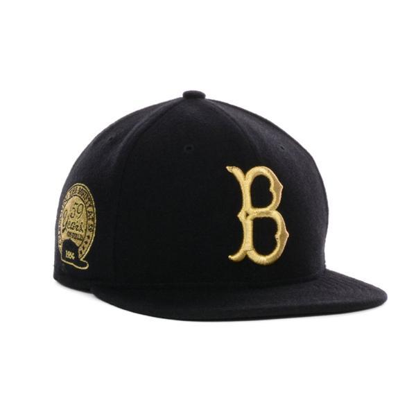 MLB ドジャース キャップ/帽子 ニューエラ 59th Anniversary Cashmere 59FIFTY キャップ