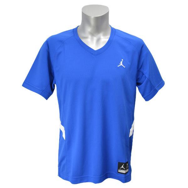 ナイキ ジョーダン/NIKE JORDAN Tシャツ ブルー PRIME. FLY SHOOTING. SHIRT 547630