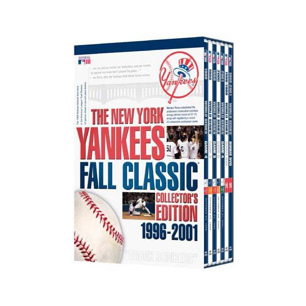 MLB ヤンキース DVD The New York Yankees Fall Classic Collectors Edition 1996-2001 2005