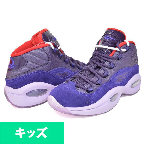 467e0cfb620c77 Reebok I3 Question Mid - Boys Grade School V61600 (purple ink   Fearless  purple   purple oasis   red)