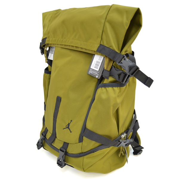 1b7a13969509 ... NIKE JORDAN Nike Jordan rucksack backpack Marsha Green Black (JORDAN  JUMPMAN ...