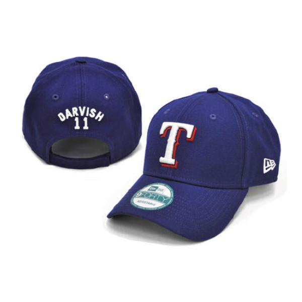 美国职棒大联盟巡游者达带帽 / 帽子蓝色新时代 940 日本球员帽