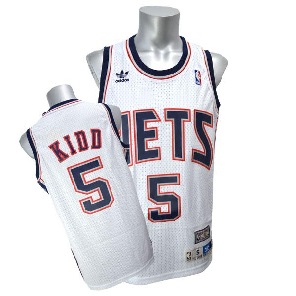 603dd48cce0c ... Adidas NBA nets 5 Jason Kidd Soul Swingman Jersey (home) ...