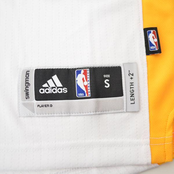 cyolx Golden State Warriors #30 Stephen Curry The City Yellow Swingman