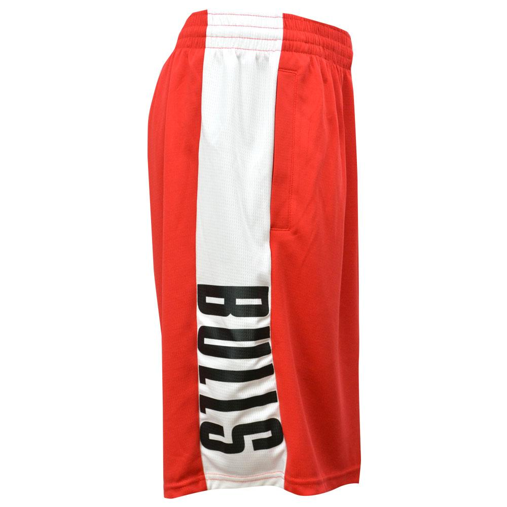 NBA 公牛队密报针织短裤阿迪达斯 /Adidas