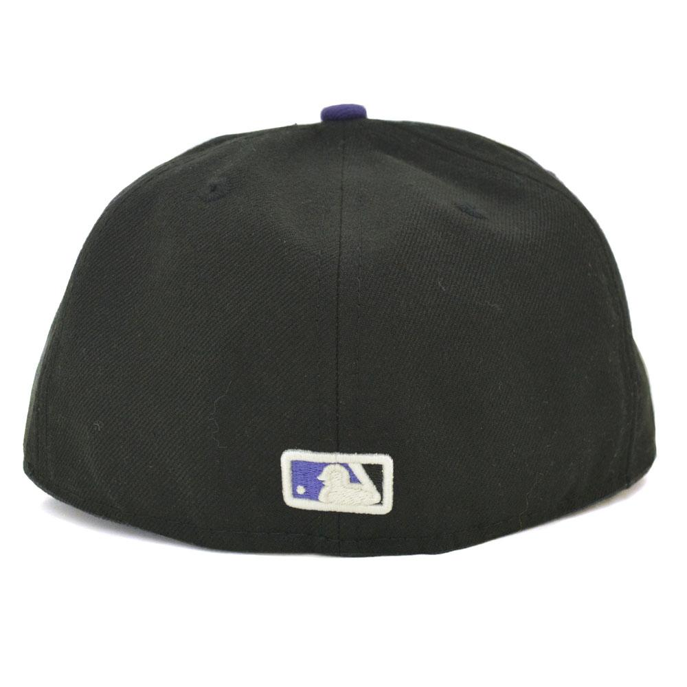 MLB Colorado Rockies Authentic Performance On-Field cap (オルタネート 1) New Era