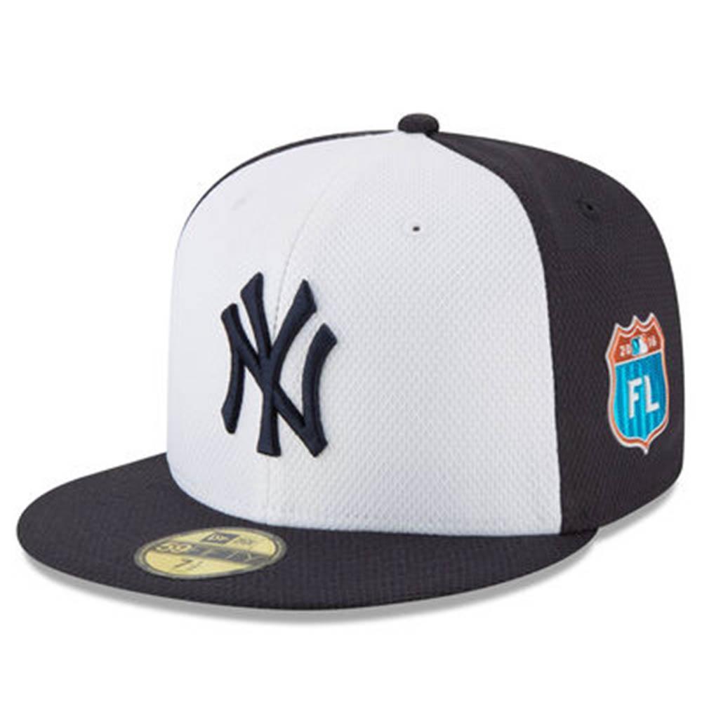 MLB Yankees 2016 spring training authentic diamond era 59FIFTY Cap new  era New Era 79e319cbb66