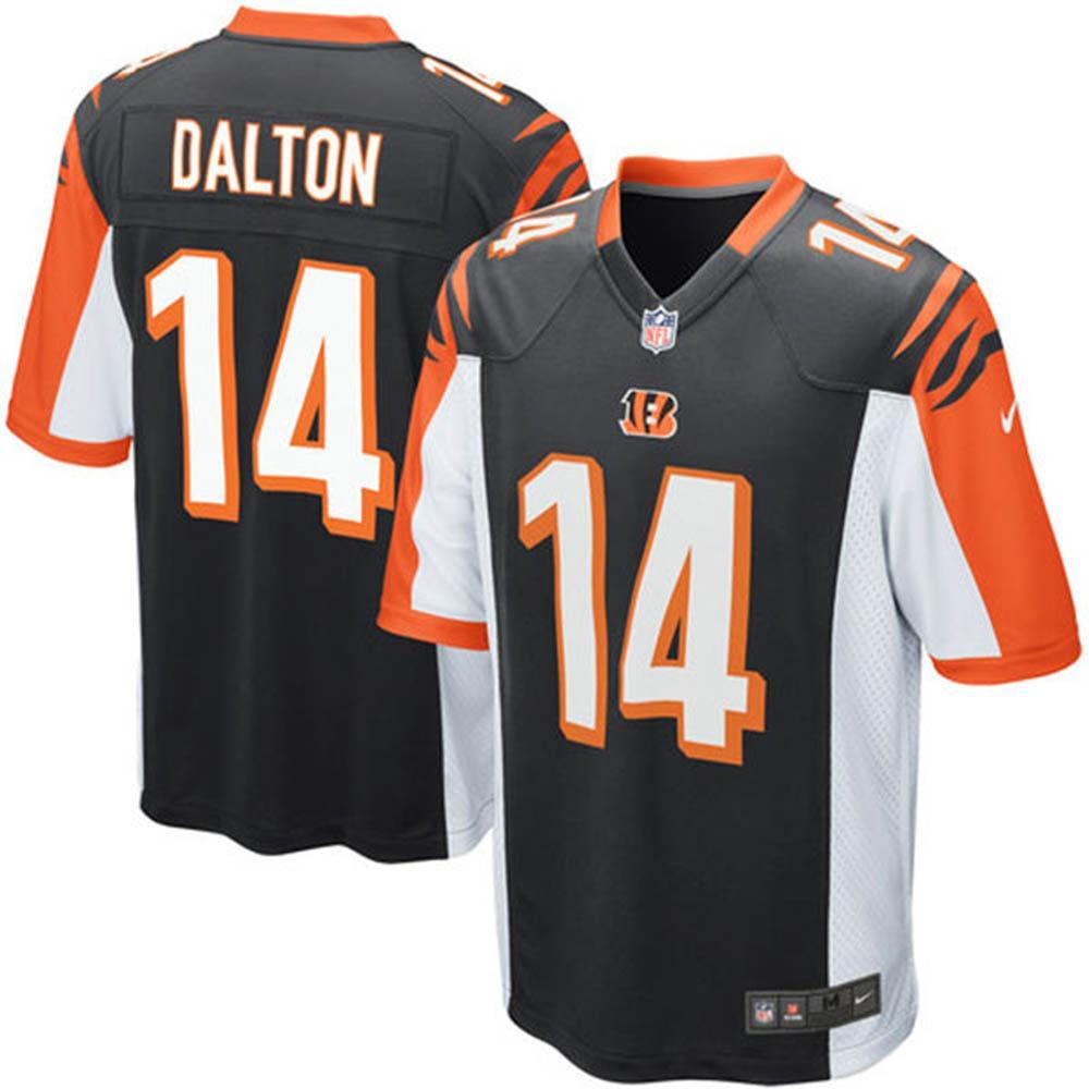 e638b1c3ec973 MLB NBA NFL Goods Shop  NFL Bengals Andy Dalton game jerseys Nike  Nike
