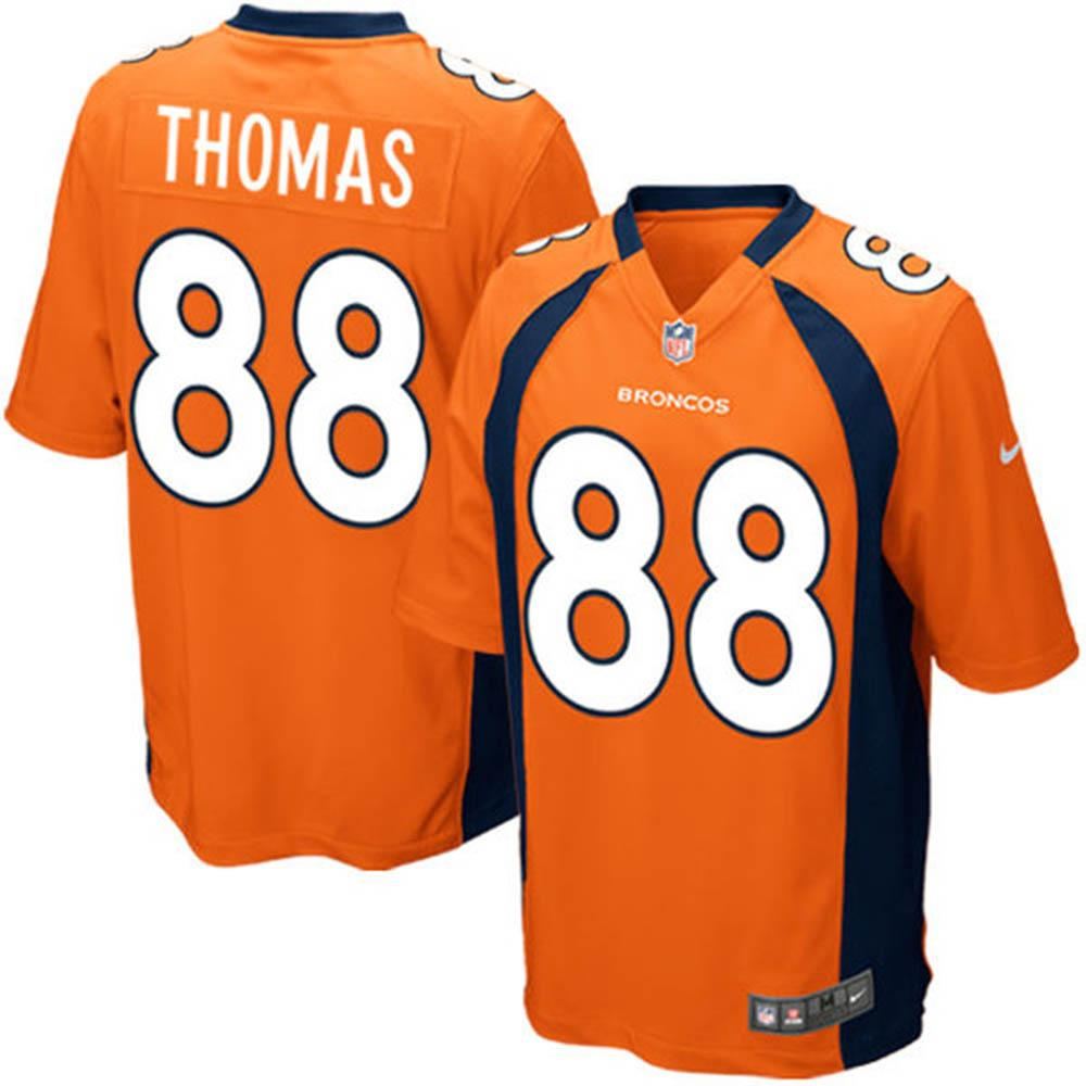NFL ブロンコス デマリアス・トーマス ゲーム ユニフォーム ナイキ/Nike