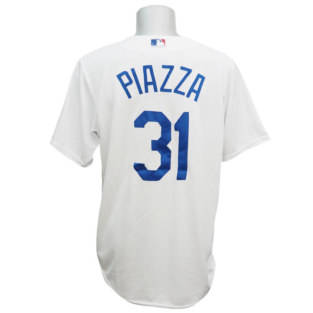【セール】MLB ドジャース マイク・ピアザ 2016 殿堂入り記念 クールベース ユニフォーム マジェスティック/Majestic