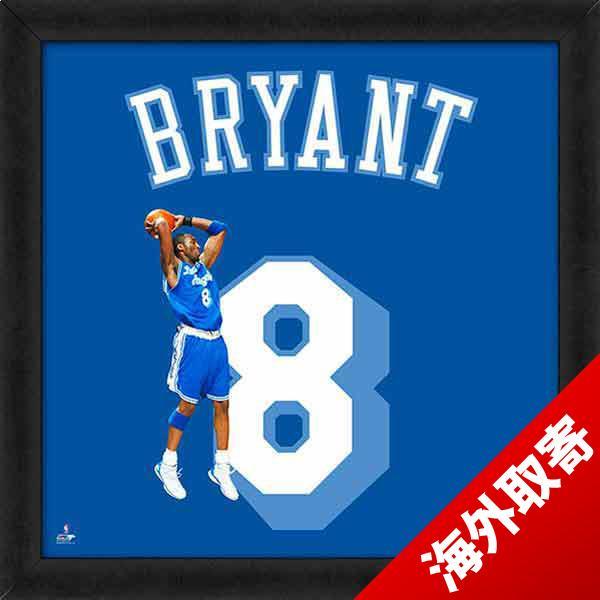 お取り寄せ NBA レイカーズ コービー・ブライアント アートフレーム Photo File