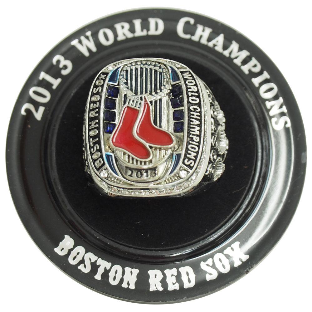 MLB レッドソックス 2013 ワールドシリーズ レプリカ チャンピオン リング レアアイテム