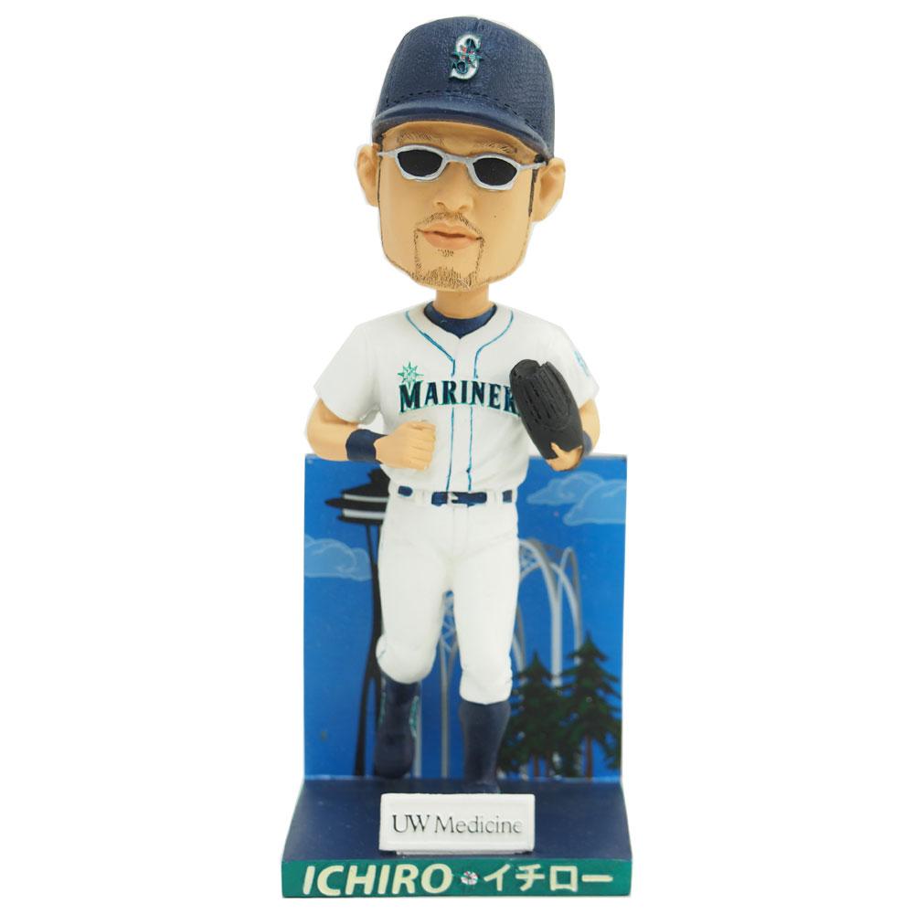 MLB マリナーズ イチロー フィギュア 2008年モデル