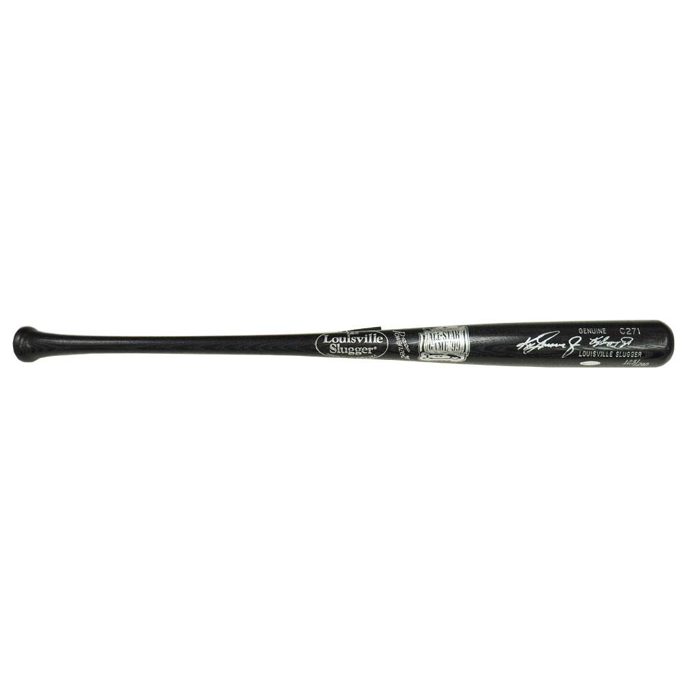 MLB マリナーズ ケン・グリフィーJR. サイン入り バット アッパーデック/Upper Deck レアアイテム