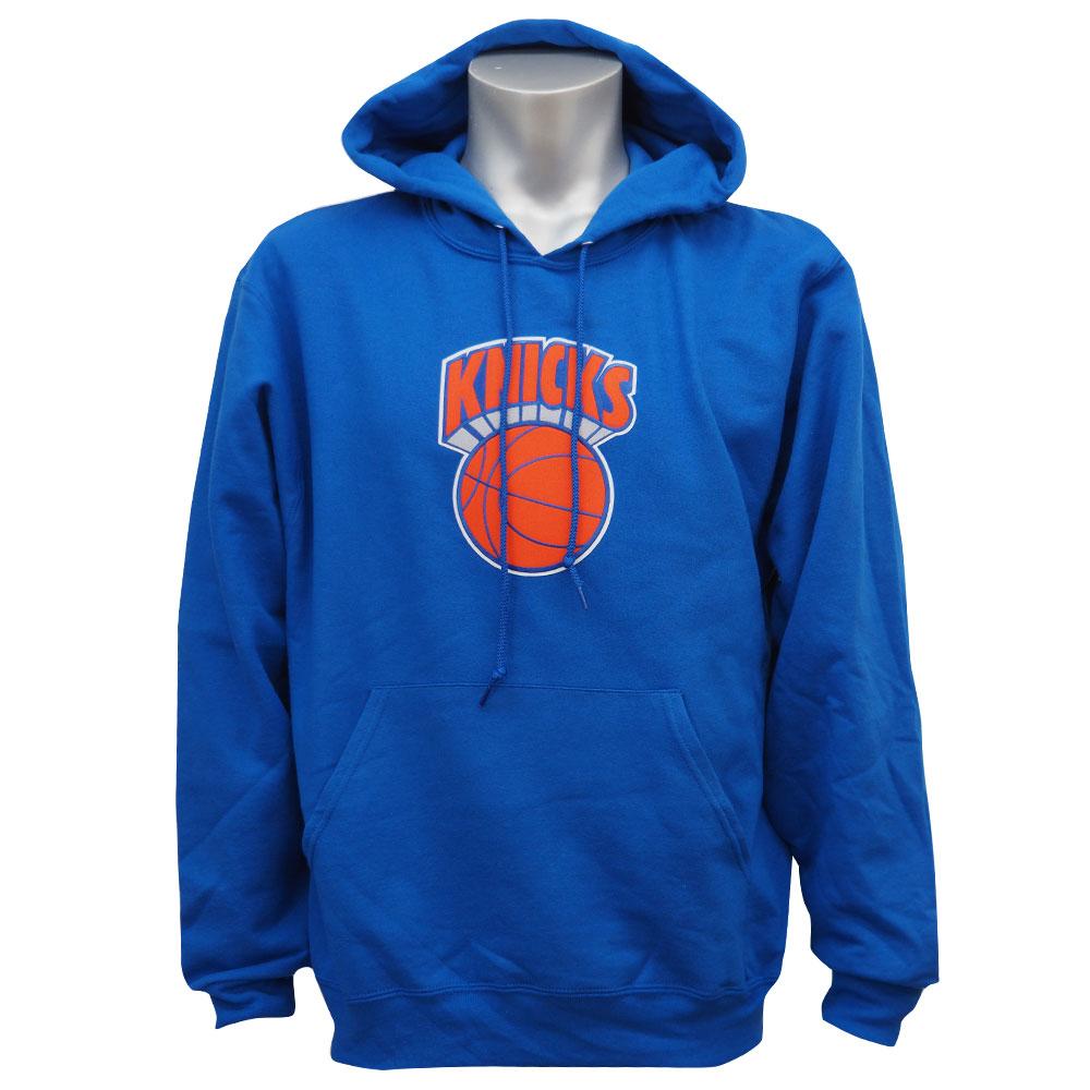 NBA ニックス ハードウッド テック パッチ パーカー マジェスティック/Majestic