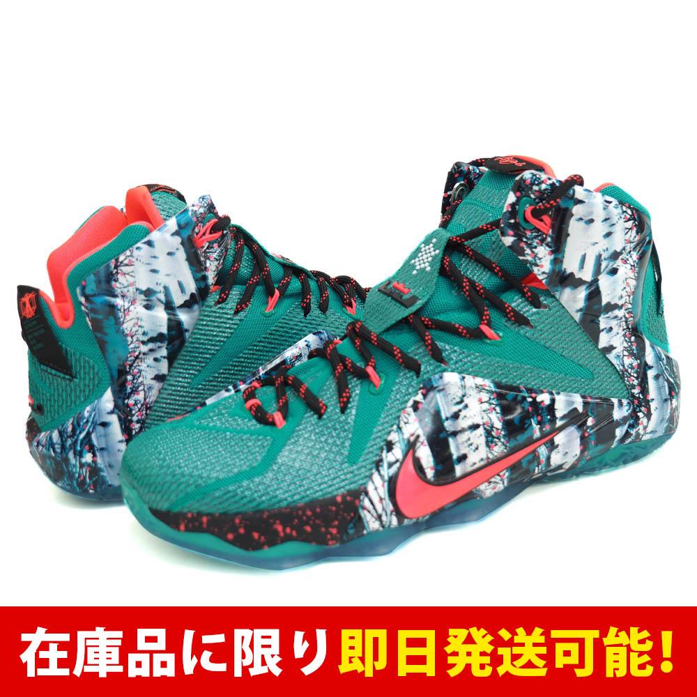 MLB NBA NFL Goods Shop: Nike / Nike LeBron 12 Christmas LEBRON XII ...
