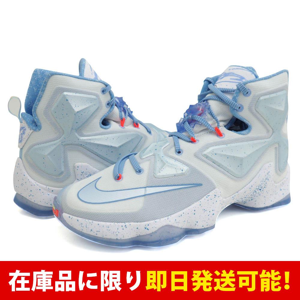 ナイキ / Nike レブロン 13 クリスマス LEBRON XIII XMAS ホワイト レアモデル バッシュ レアアイテム【1811FOOTセール】