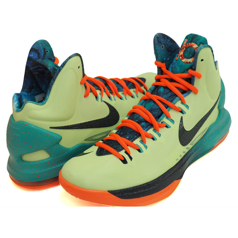 wholesale dealer 53c86 214d8 Nike   Nike KD 5 all-star KD V-AS Green