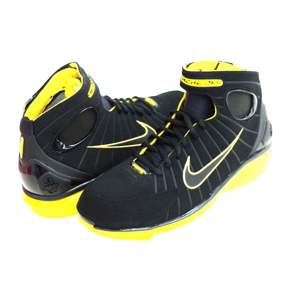ナイキ / Nike エア ズーム ハラチ 2K4 AIR ZOOM HUARACHE 2K4 ブラック