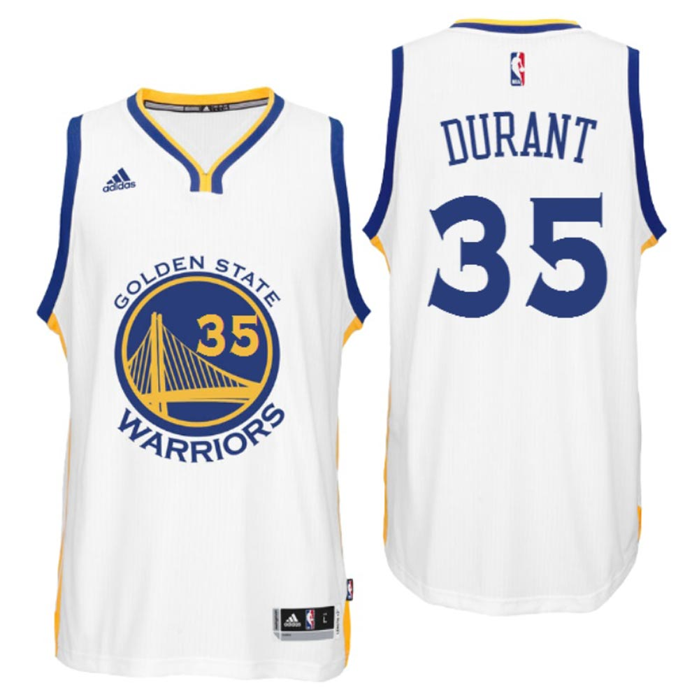 official photos 7c6de 3714f NBA warriors Kevin Durant Swingman Jersey adidas /Adidas home