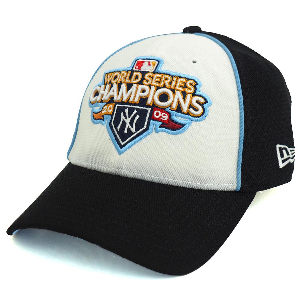 MLB扬基队2009世界锦标赛冠军盖子新埃拉/New Era黑色