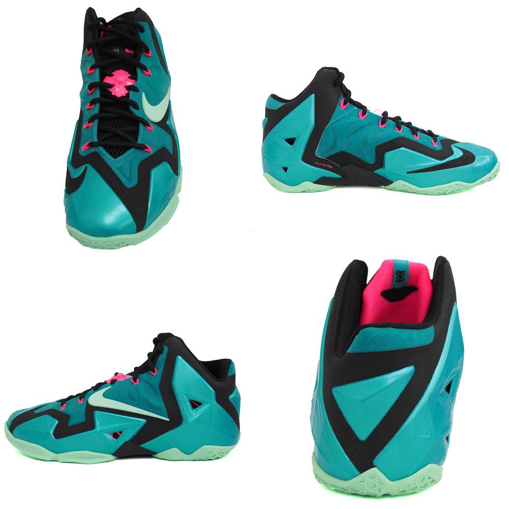 uk availability 43fac f4e5c Nike LeBron   NIKE LEBRON LeBron 11 Miami 11 SOUTH BEACH LEBRON Tak