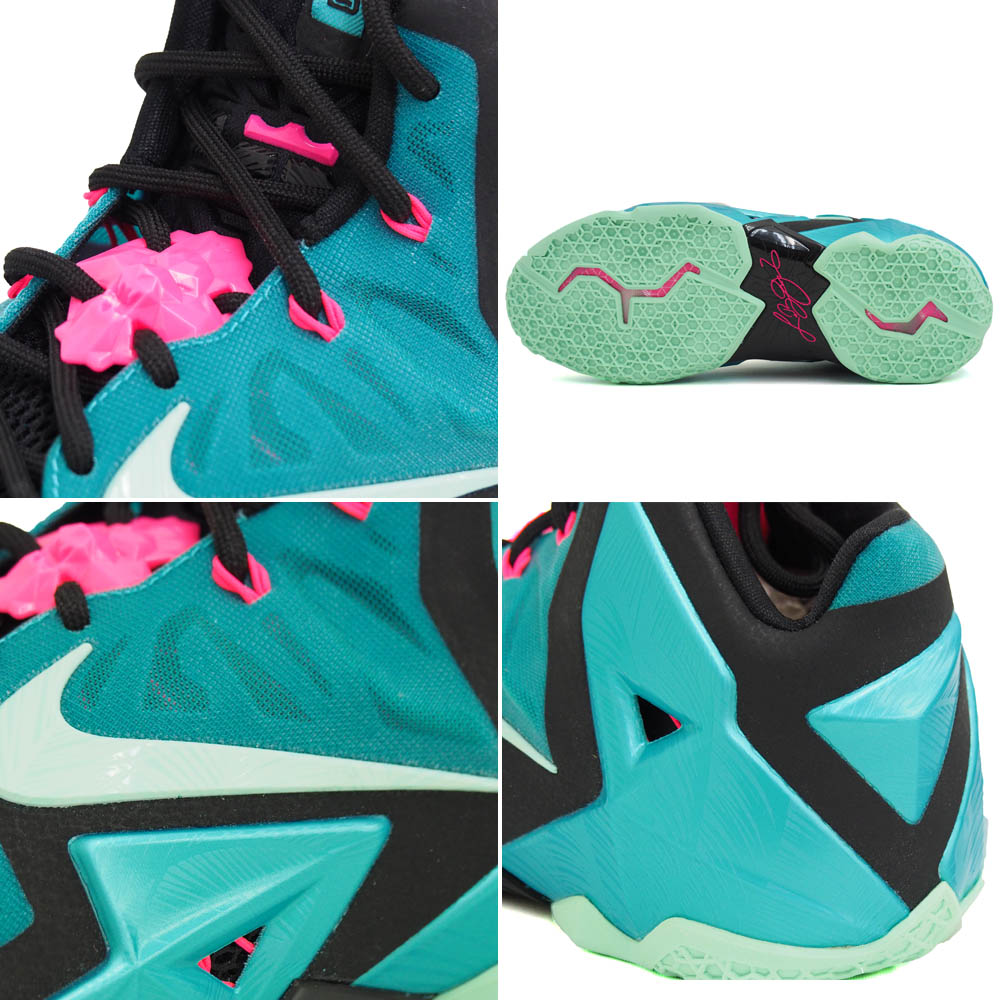 dba93b7209f7 MLB NBA NFL Goods Shop  Nike LeBron   NIKE LEBRON LeBron 11 Miami 11 ...