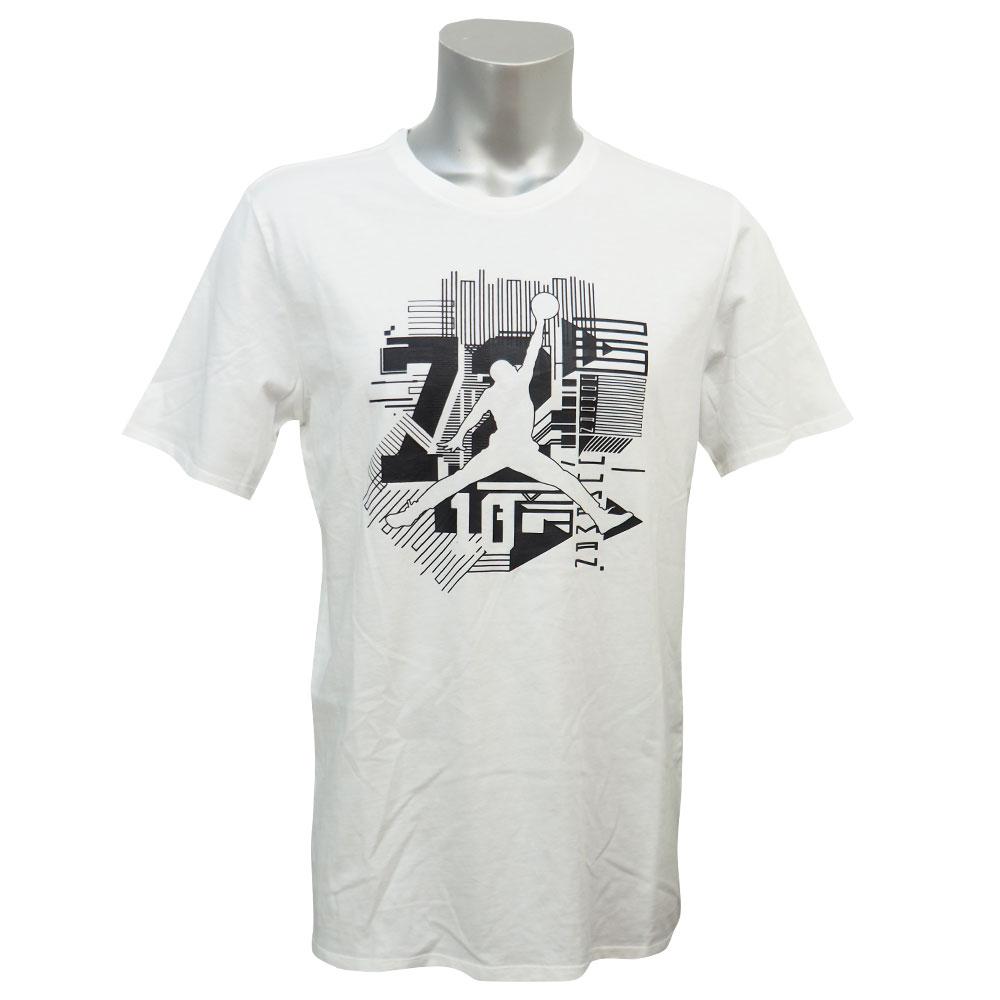 ナイキ ジョーダン/NIKE JORDAN エアジョーダン 11 71-10 Tシャツ ホワイト レアアイテム