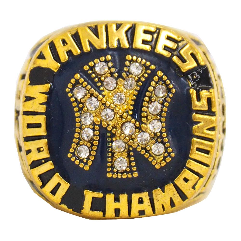 MLB ヤンキース 1977 ワールドシリーズ レプリカチャンピオンリング SGA レアアイテム