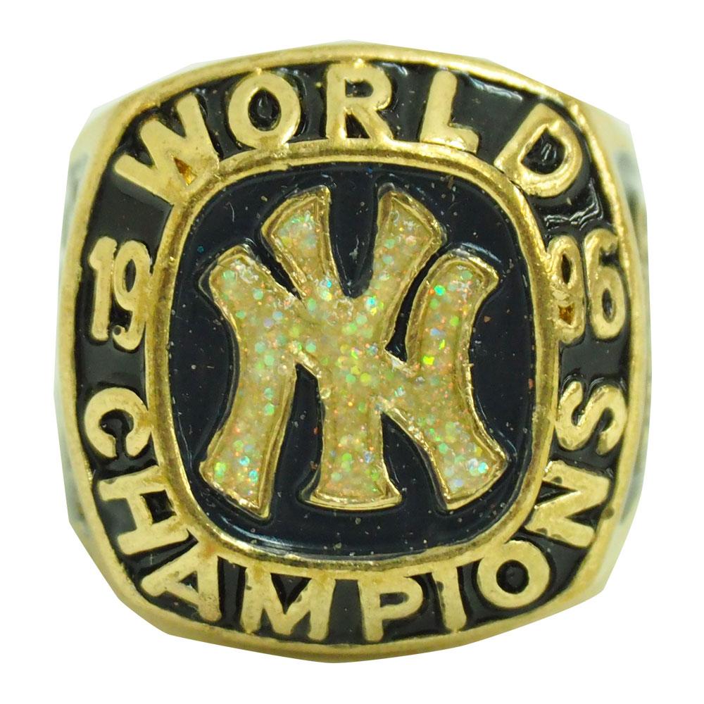 MLB ヤンキース 1996 ワールドシリーズ レプリカチャンピオンリング SGA レアアイテム
