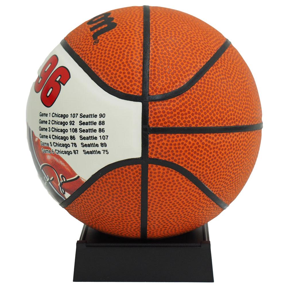 14d33d4e3e22 NBA Bulls Michael Jordan children s basketball 1996 Wilson  Wilson