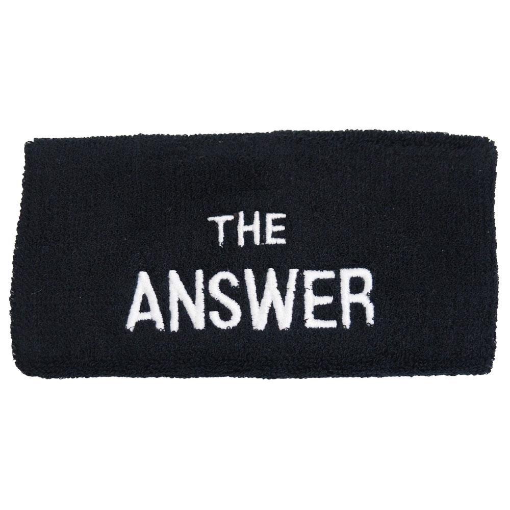 NBA Allen Iverson THE ANSWER elbow band Reebok /Reebok black