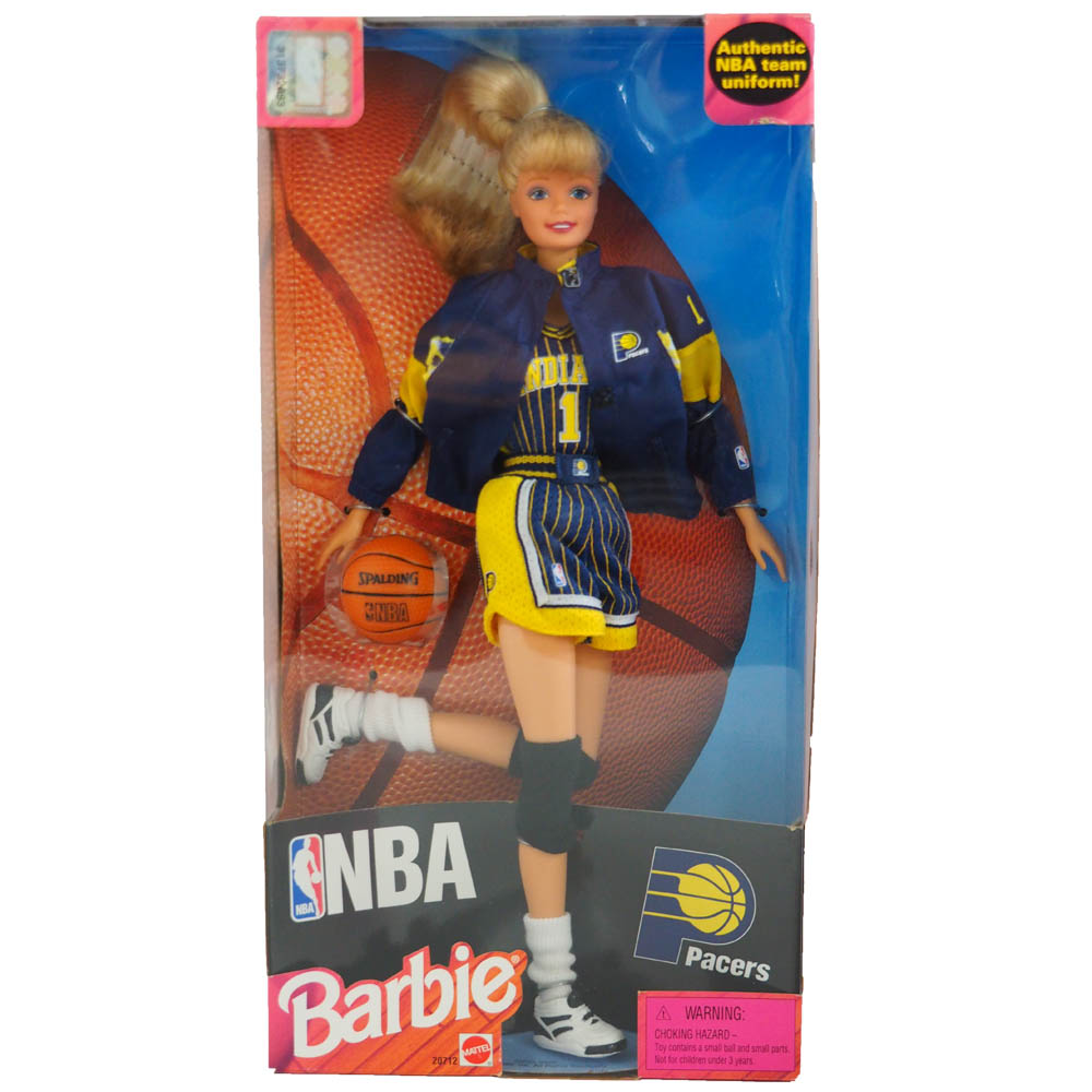 NBA ペイサーズ バービー人形 1998年モデル ペイサーズ バービーコレクティブルズ/Barbie 1998年モデル Collectibles レアアイテム レアアイテム, 介護用品専門店 まごころショップ:2cf86b4a --- sunward.msk.ru