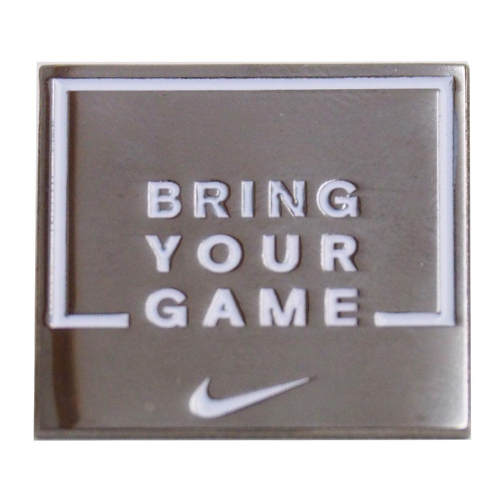 ブリング ユア ゲーム ピンバッジ ナイキ/Nike レアアイテム
