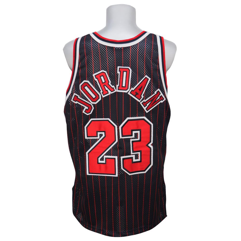 NBA ブルズ マイケル・ジョーダン オーセンティック ユニフォーム チャンピオン/Champion オルタネート/ブラック レアアイテム
