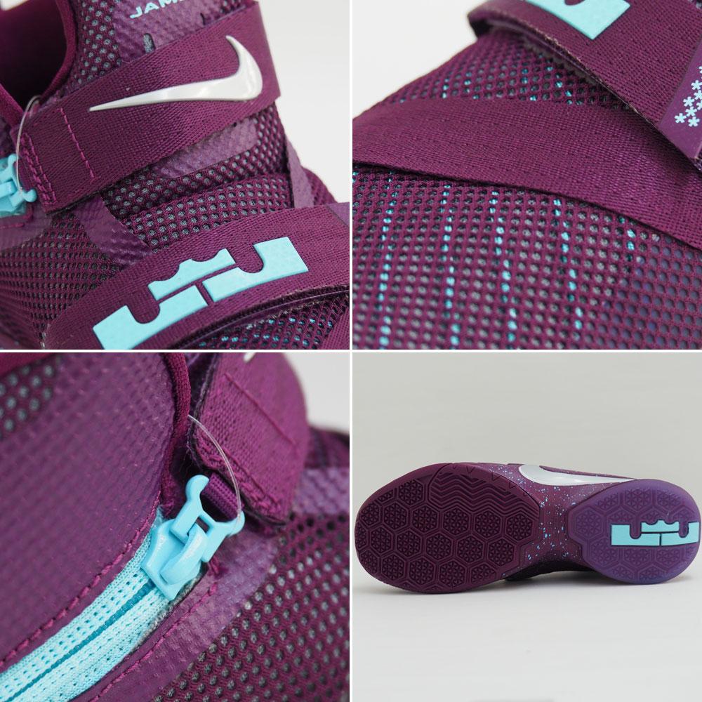 online store a57da e103e Nike LeBron NIKE LEBRON LeBron soldier 9 flies LeBron Soldier IX FLYEASE  846246-506 purple