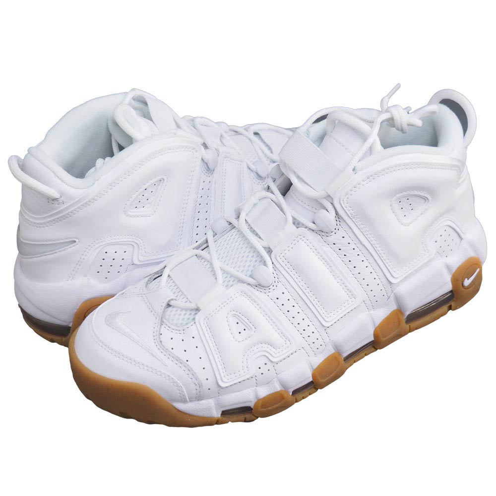 3040658668fb ... NIKE Nike Scottie Pippen air more up tempo AIR MORE UPTEMPO 414962-103  white ...