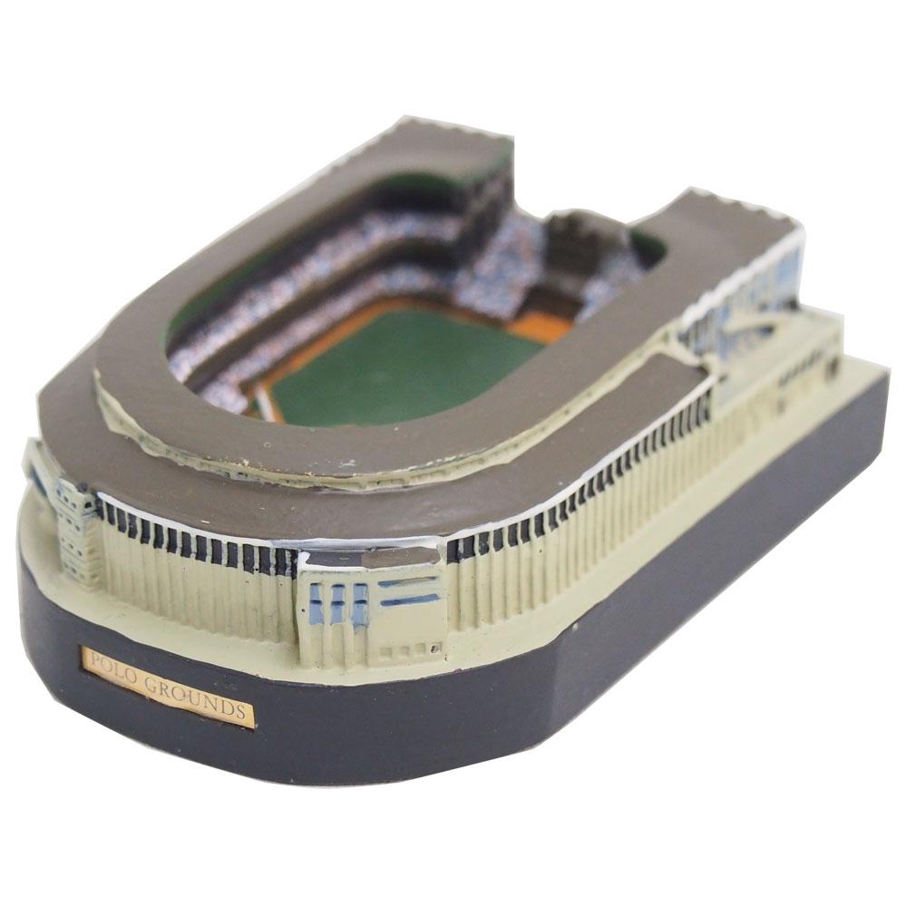 MLB ジャイアンツ ポロ・グラウンズ ベースボールスタジアム ペーパーウェイト フィギュア SGA レアアイテム