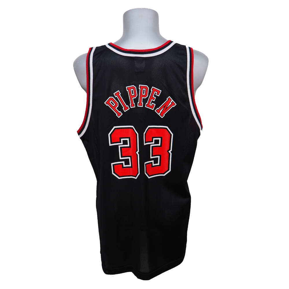 newest e05c8 595a9 NBA bulls Scottie Pippen Albirex.s Jersey Champion an alternate