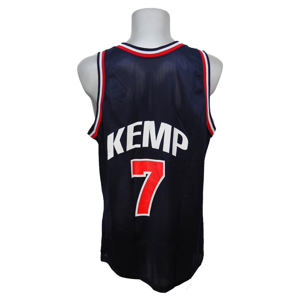NBA ショーン・ケンプ 1994年製 ドリームチームII レプリカユニフォーム Champion ロード