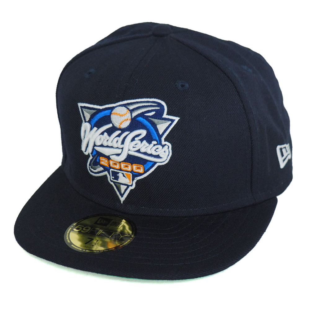 MLB マリナーズ ケン・グリフィーJR. リタイアメント パッチ 59FIFTY キャップ/帽子 ニューエラ/New Era ネイビー
