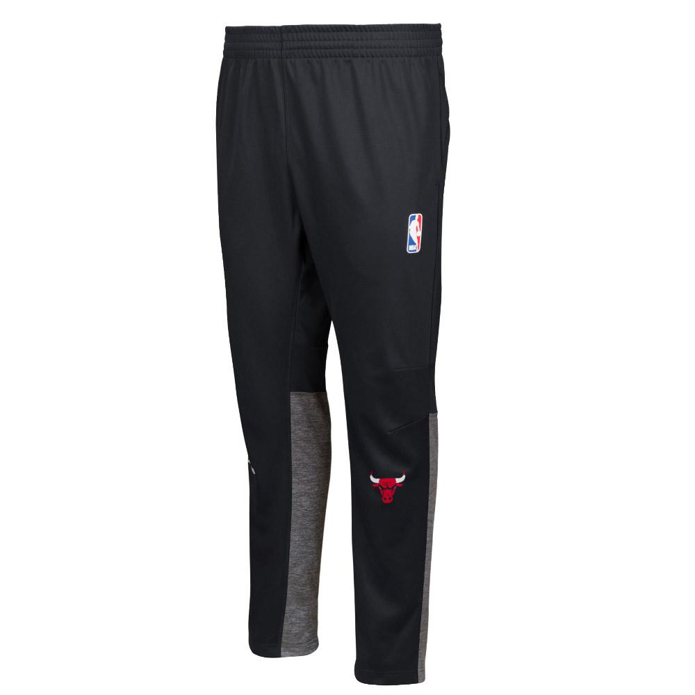 NBA ブルズ 2016 オンコート ウォームアップ パンツ アディダス/Adidas ブラック【セール】