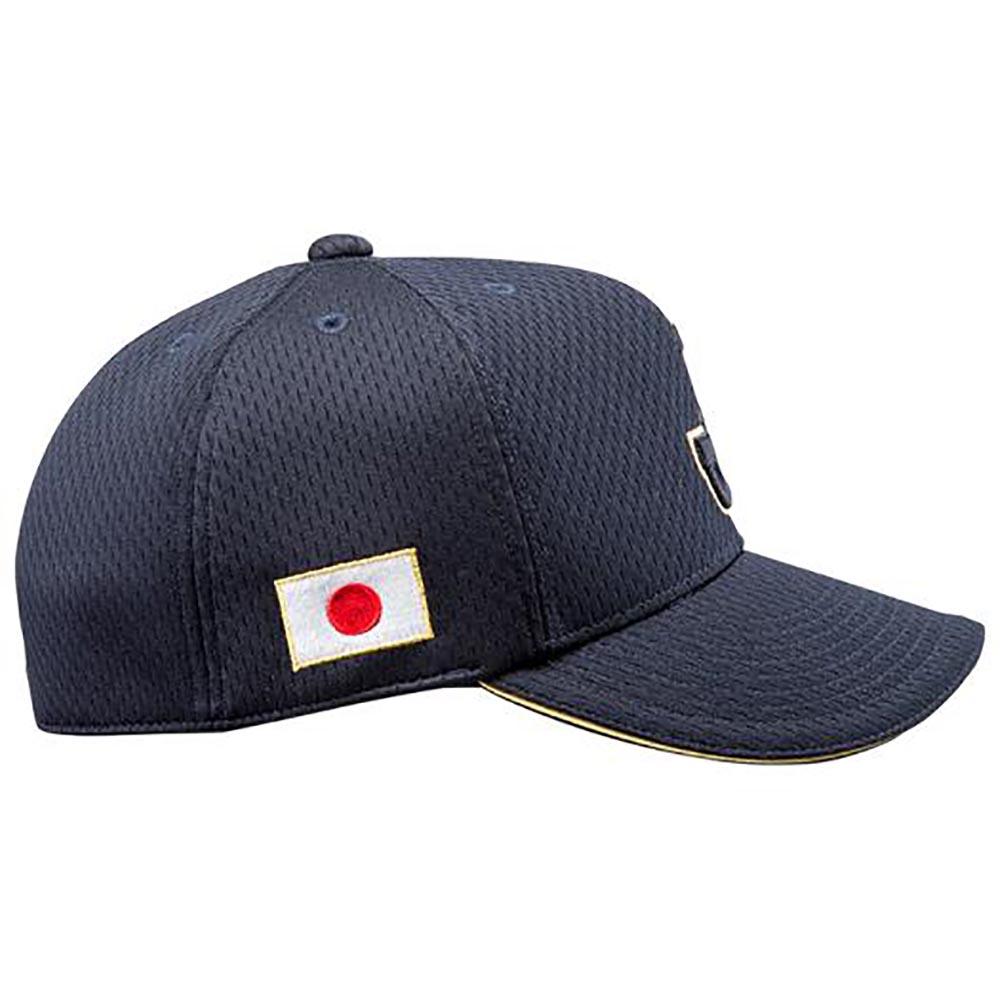 WBC 武士日本正宗帽美津浓美津浓武士海军